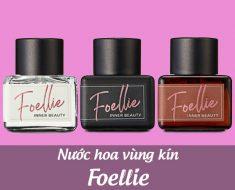 Nước hoa vùng kín Foellie