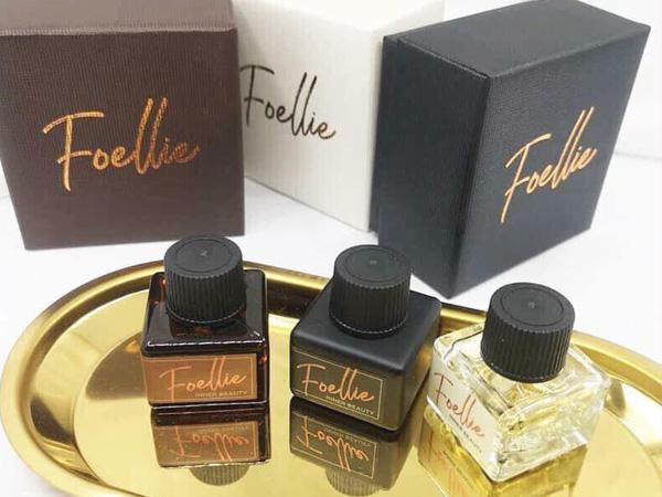 Các loại nước hoa vùng kín Foellie đang thịnh hành