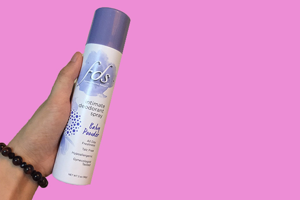 FDS Feminine Deodorant Spray được nhiều chị em tin dùng