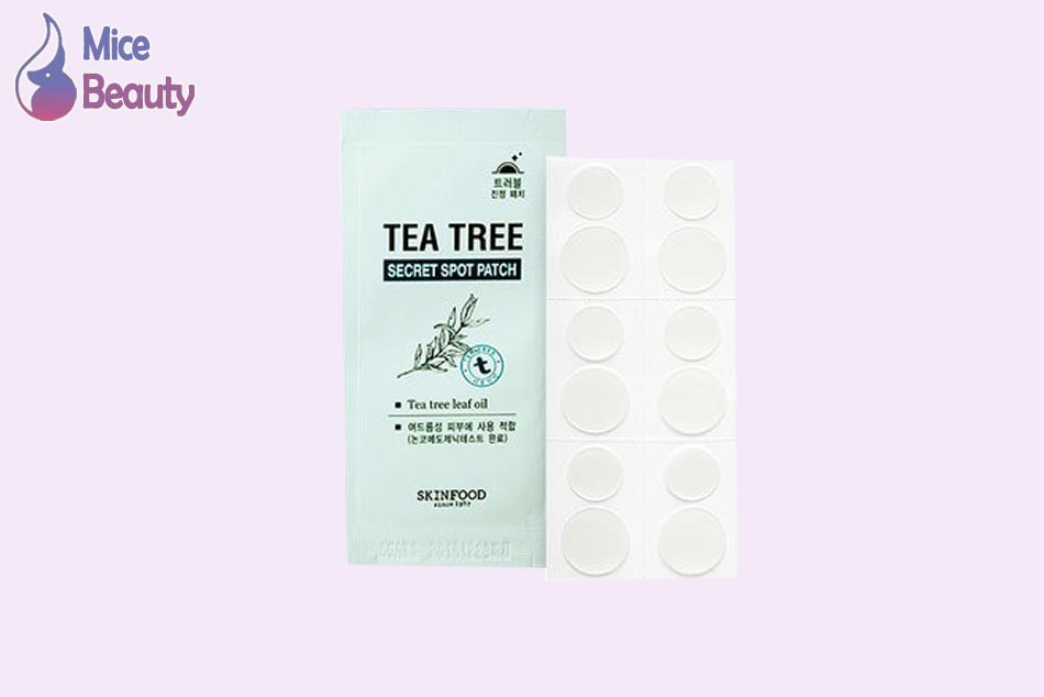 Skinfood Tea Tree Secret Spot Patch
