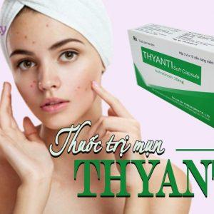 Thuốc Thyanti trị mụn hiệu quả