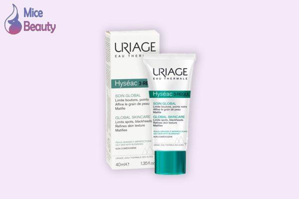 Dạng đóng gói của Uriage Hyséac 3 - Regul