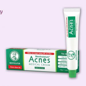 Dạng đóng gói của sản phẩm Acnes Medical Cream