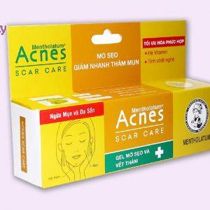 Hình ảnh hộp gel Acnes trị thâm