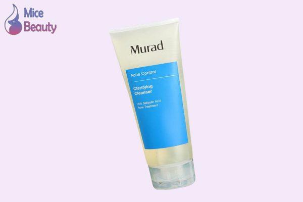 Hình ảnh tuýp sữa rửa mặt ngừa mụn Murad