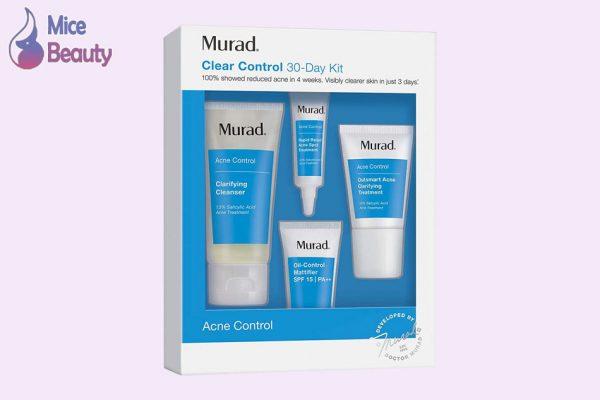 Bộ sản phẩm chăm sóc da Murad
