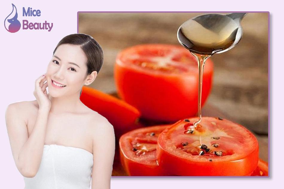 Tắm trắng tại nhà bằng cà chua