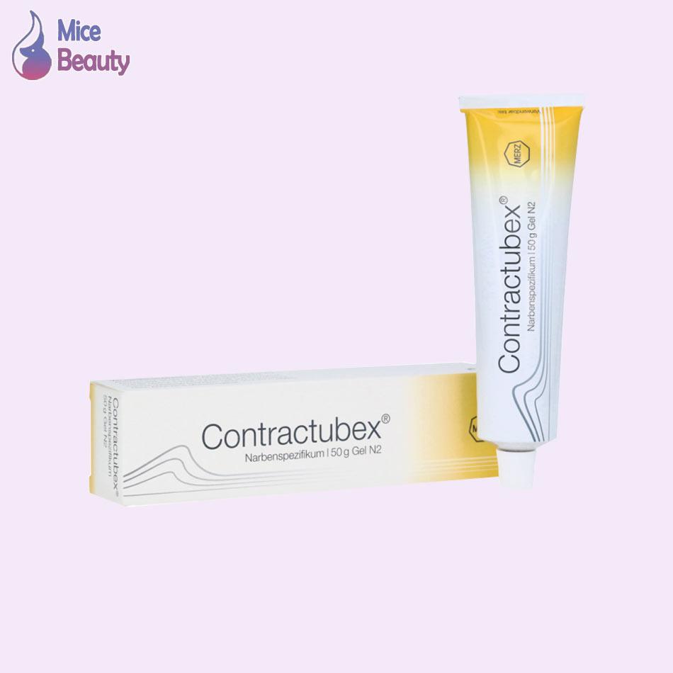 Contractubex giúp điều trị sẹo lồi