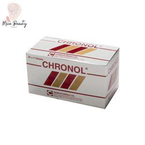 Hình ảnh hộp thuốc Chronol