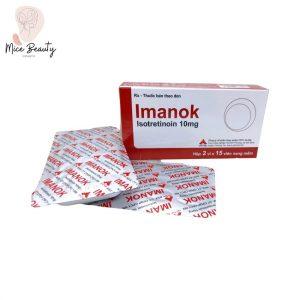 Dạng đóng gói của thuốc Imanok