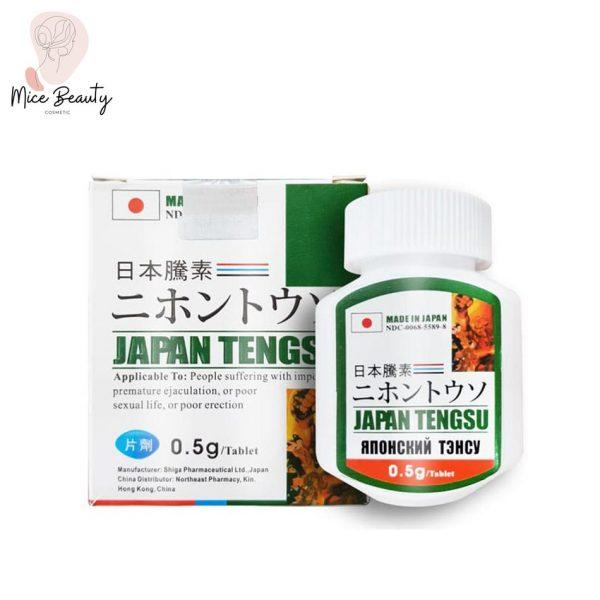 Dạng đóng gói của Japan Tengsu