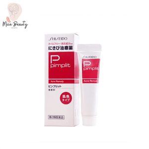 Dạng đóng gói của kem trị mụn Shiseido