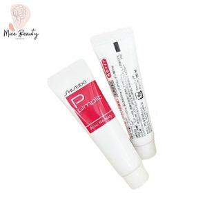 Hình ảnh tuýp kem trị mụn Shiseido