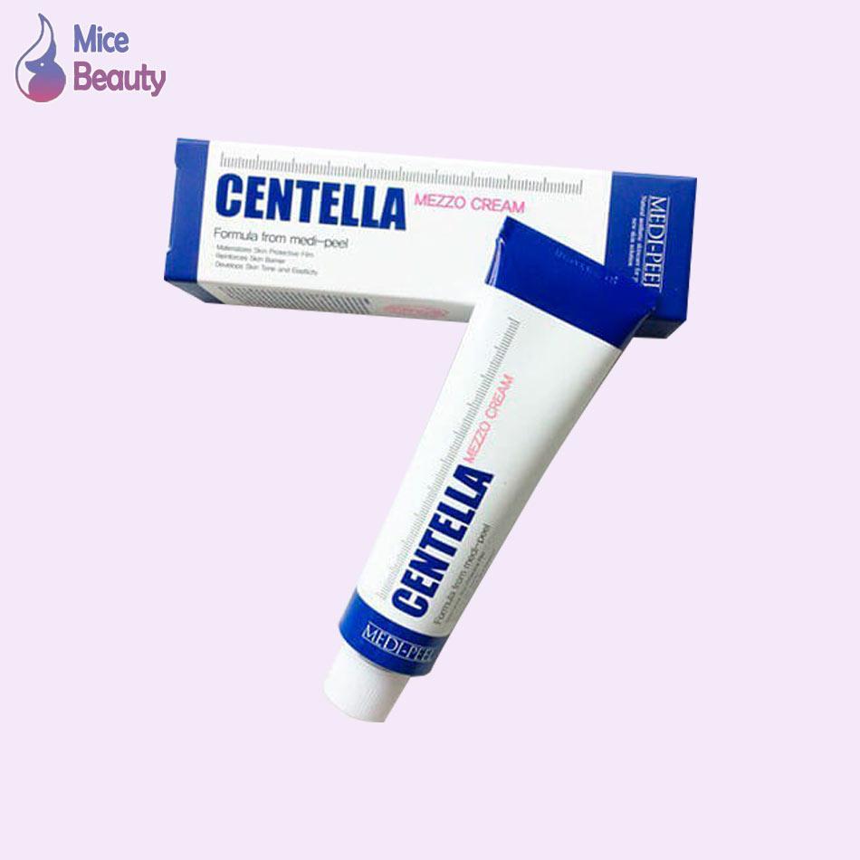 Kem trị mụn Centella có chiết xuất từ rau má