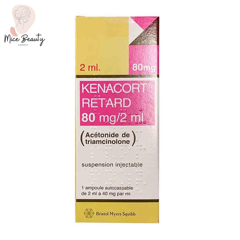 Hình ảnh hộp thuốc Kenacort Retard
