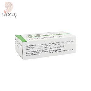 Hình ảnh hộp thuốc Pectomucil
