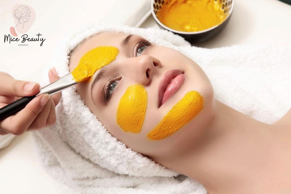 Cách chữa sẹo rỗ hiệu quả bằng nghệ tươi