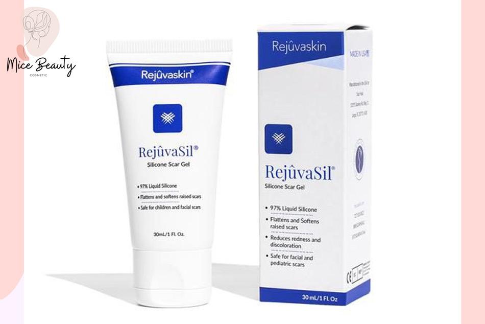 Gel trị sẹo bỏng Scar Rejuvasil