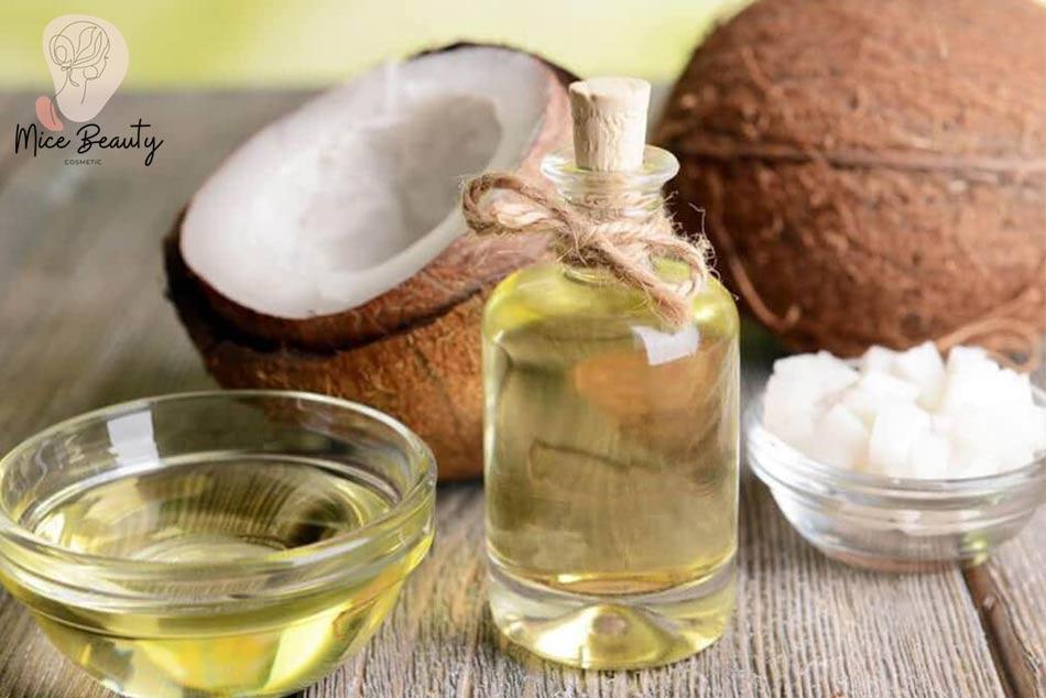 Kinh nghiệm trị sẹo thâm đỏ do mụn bằng dầu dừa
