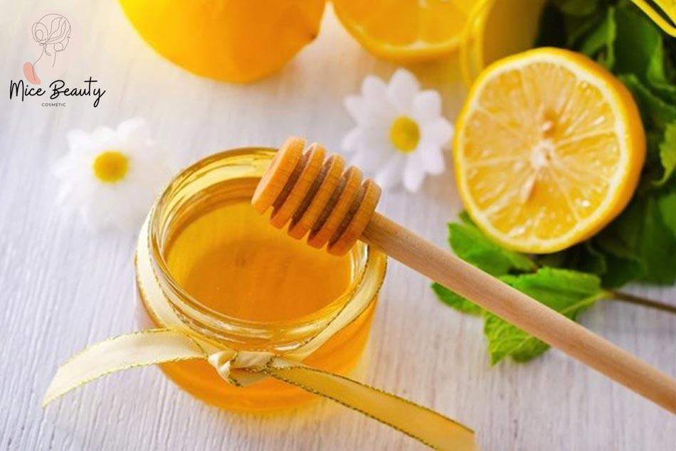 Cách trị sẹo từ chanh và mật ong