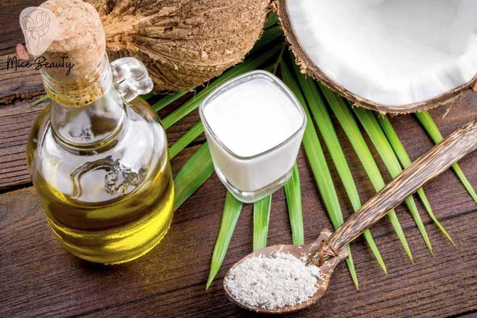 Trị sẹo bằng dầu dừa có tốt không?