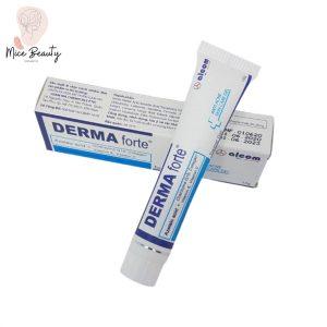 Dạng đóng gói của gel trị mụn Derma Forte
