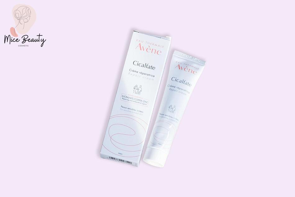 Thuốc làm liền sẹo hiệu quả dành cho bé Avene cicalfate repair cream