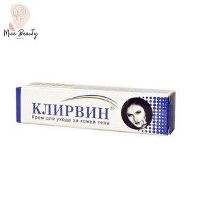 Hình ảnh của hộp kem trị sẹo Klirvin