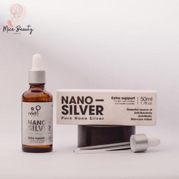 Hình ảnh sản phẩm trị mụn Nano Silver