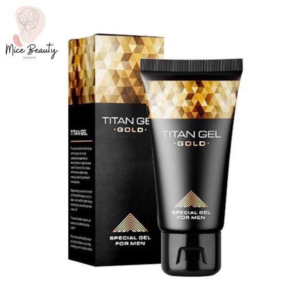 Hình ảnh tuýp Titan Gel Nga 50ml