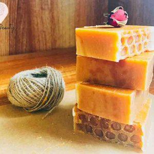Xà phòng handmade Nghệ Mật ong Mice Beauty